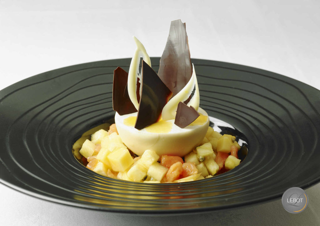 Salpicon aux fruits - traiteur nantes 44 - dessert