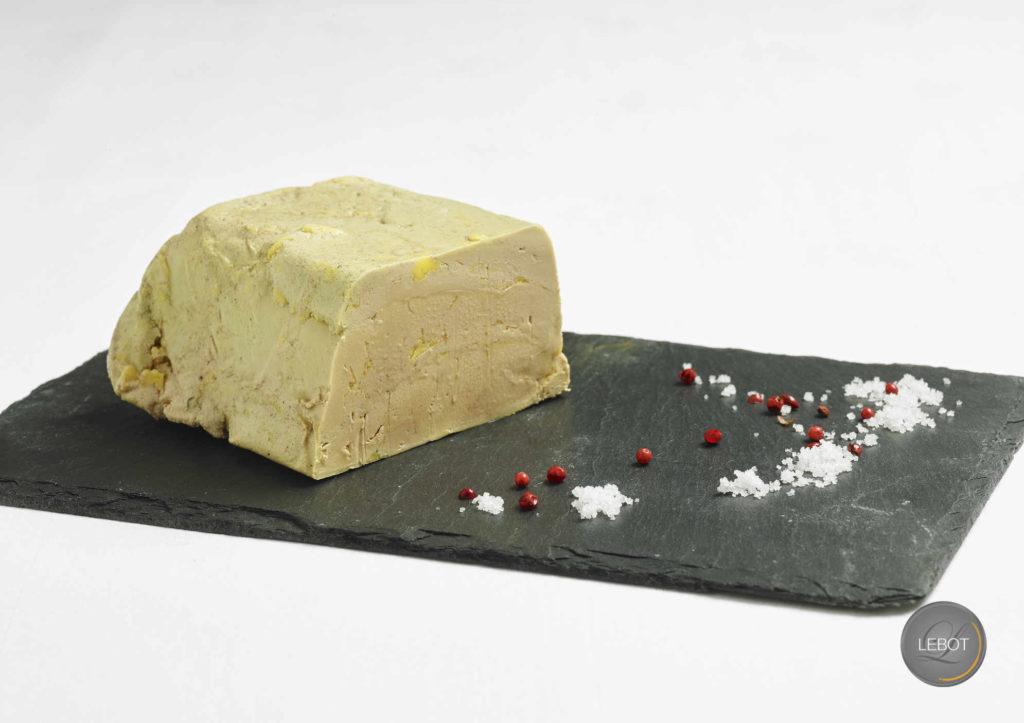 Traiteur Lebot - Terrine de foie gras - traiteur nantes 44 - fêtes