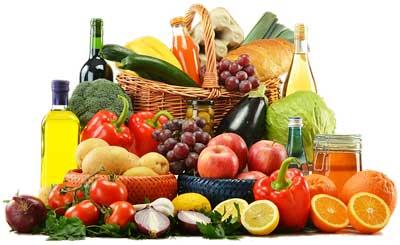 Les fruits et légumes de saison chez Traiteur Lebot