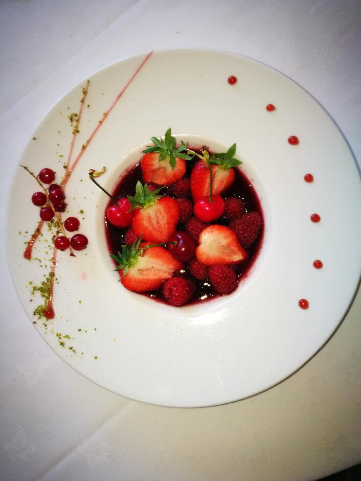 Recette Fruits Rouge Soupe Vin